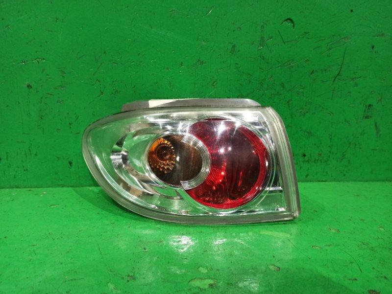 Стоп-сигнал Mazda Demio DY3W задний левый P4419