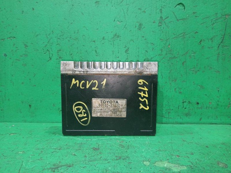 Электронный блок Toyota Windom MCV21