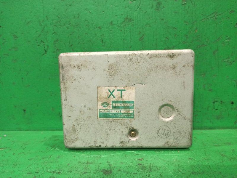 Блок управления efi Nissan Ad VY10 GA13DE 23710-WC005
