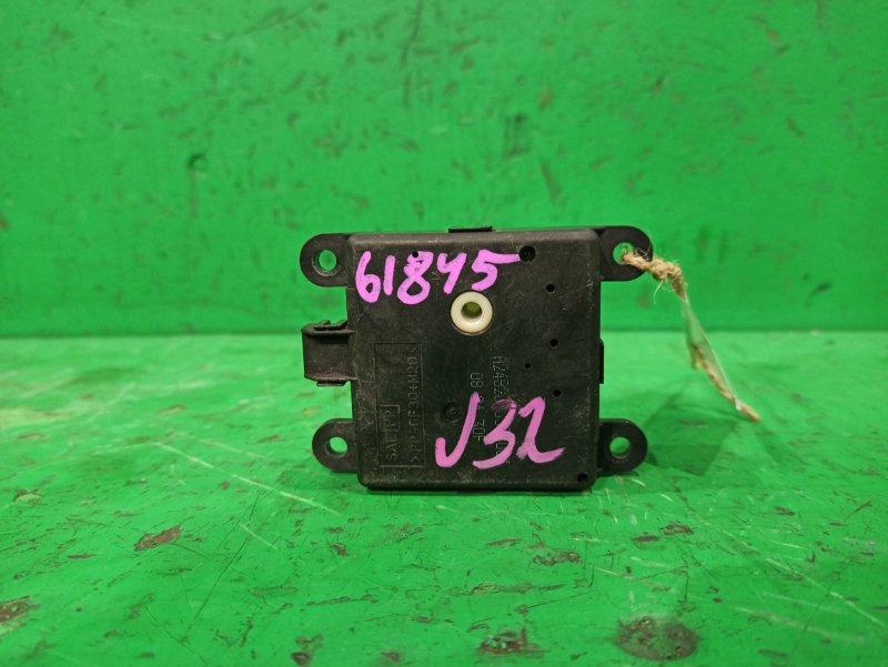 Сервопривод заслонок печки Nissan Teana J32 A24820B0300001