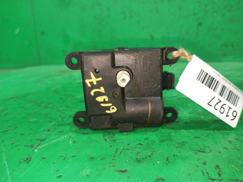Сервопривод заслонок печки Nissan Fuga PY50 3F120-30850