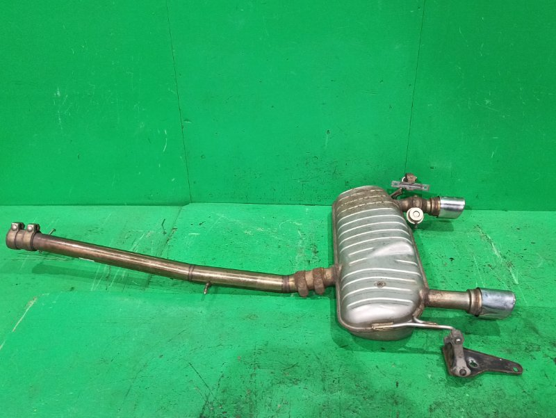 Глушитель Audi Tt 8N3 BHE 8N0253611AD