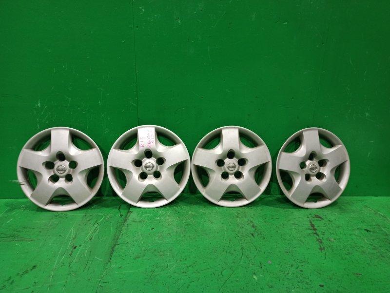 Колпаки на колеса Nissan X-Trail NT30 5*114,4
