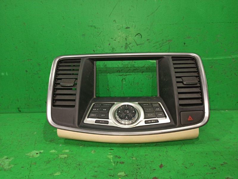 Консоль магнитофона Nissan Teana J32 68270-JN20A