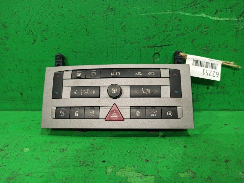 Климат-контроль Peugeot 407 6D 96573322YW01