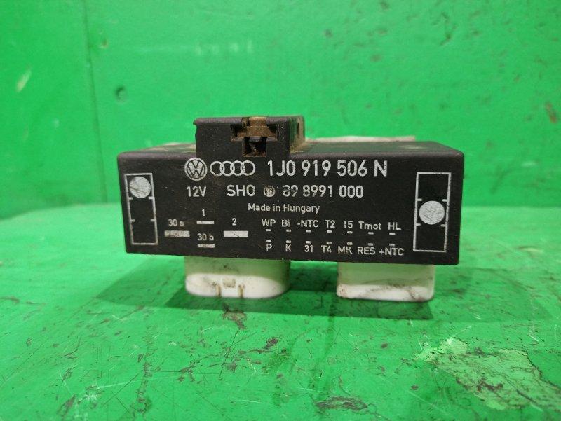 Блок управления вентилятором охлаждения Audi Tt 8N3