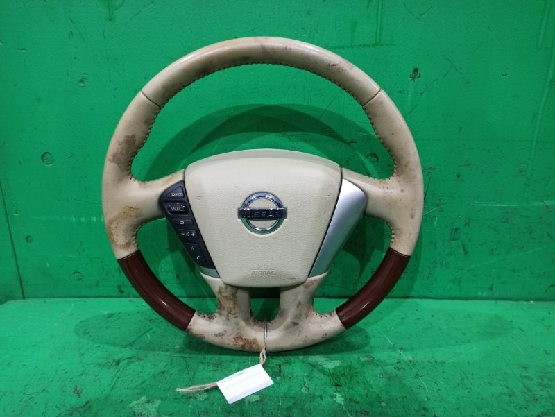 Airbag на руль Nissan Teana J32