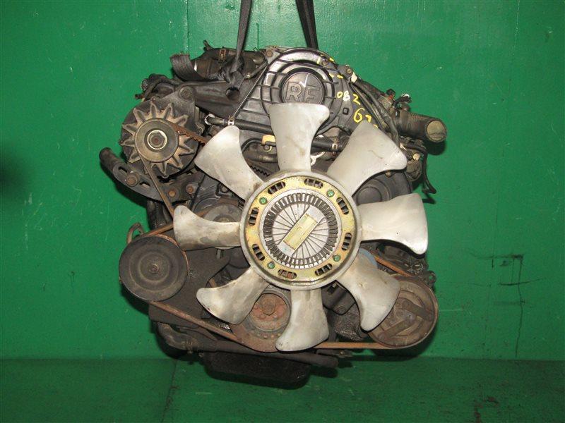 Двигатель Mazda Bongo SSF8W RF-T 462902