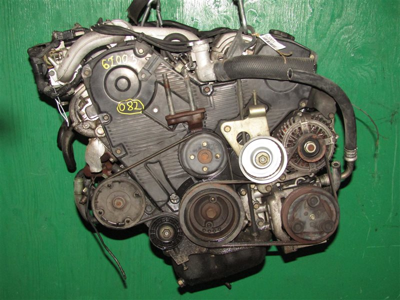 Двигатель Mazda Millenia TA5P KL-ZE 642281