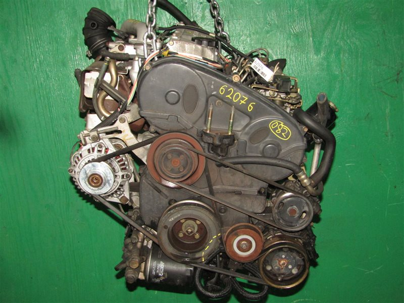 Двигатель Mitsubishi Lancer CK8A 4D68T TU7401