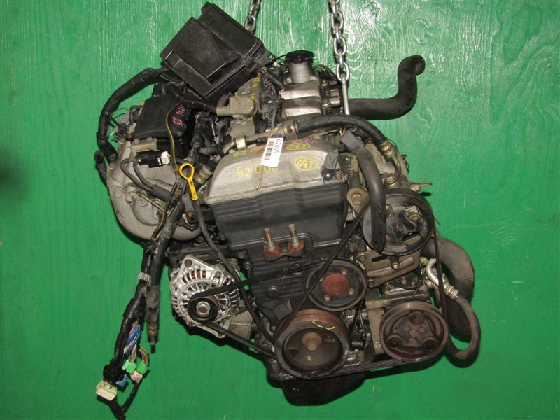 Двигатель Mazda Capella GWEW FS-ZE 702182