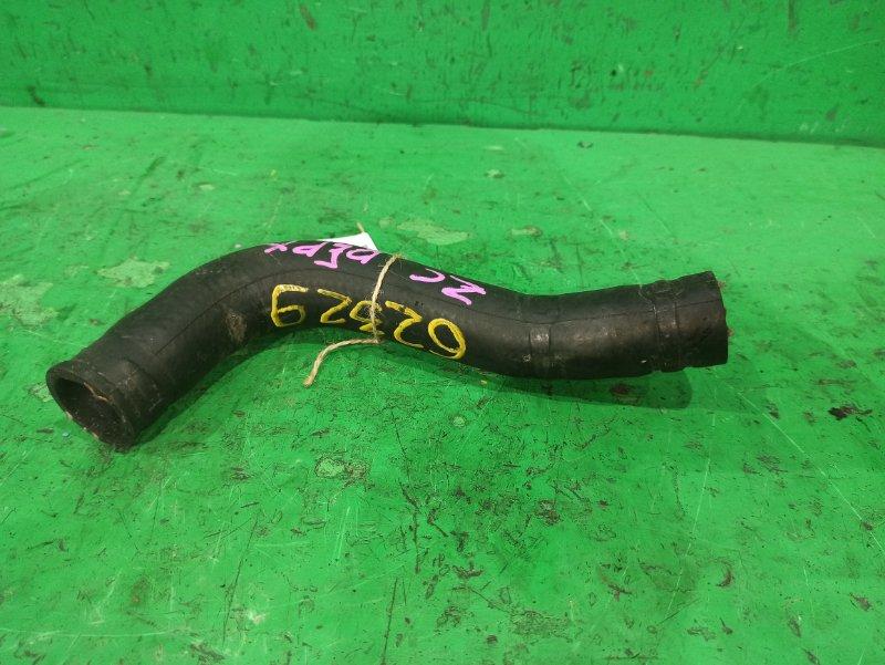 Патрубок радиатора Honda Integra DA5 ZC верхний