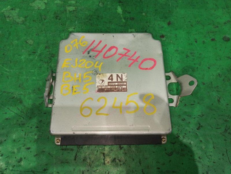 Блок управления efi Subaru Legacy BE5 EJ204