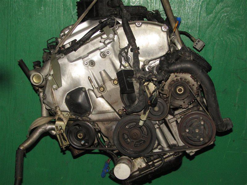 Двигатель Nissan Cefiro A32 VQ20DE 080504A