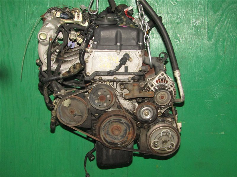 Двигатель Nissan Sunny FB15 QG15DE 255156