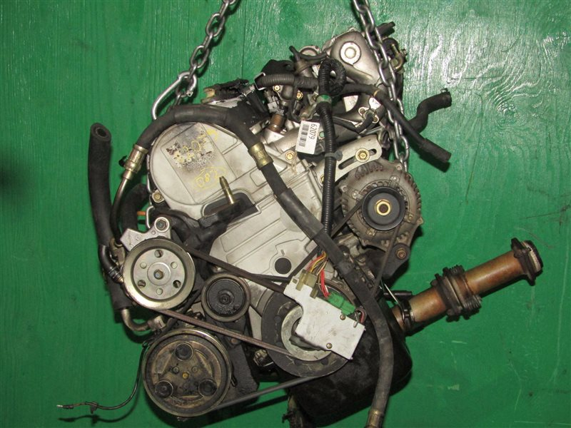 Двигатель Honda Integra DA5 ZC 6023034