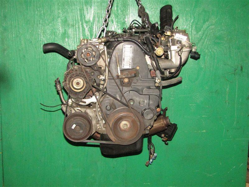 Двигатель Honda Odyssey RA6 F23A 2256535