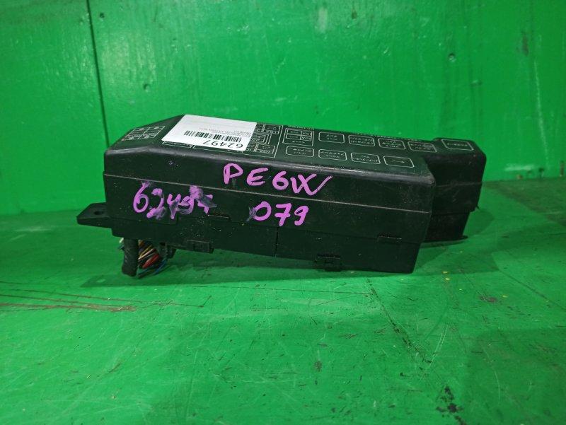 Блок предохранителей Mitsubishi Delica PE6W 6G72 MR490392