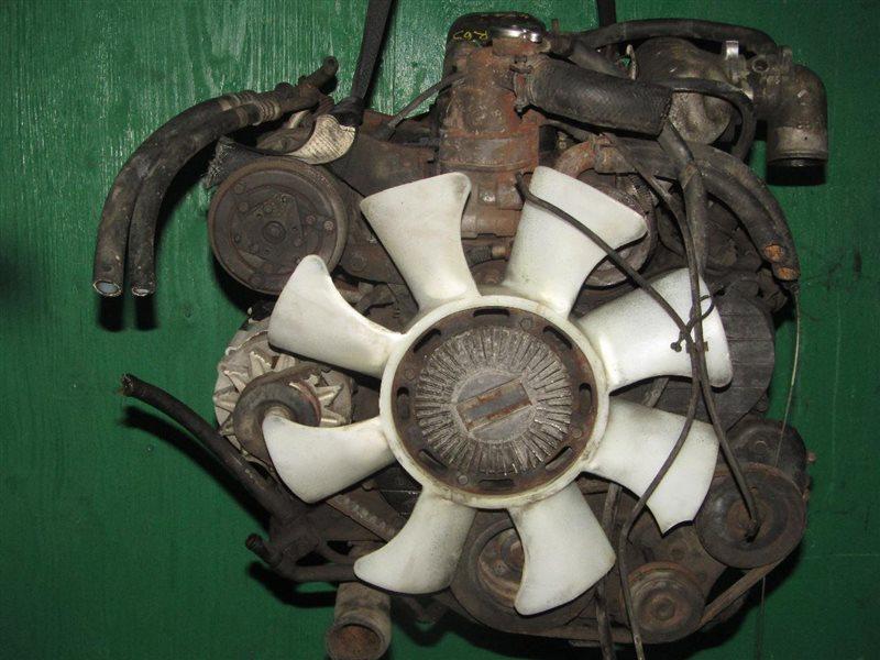 Двигатель Isuzu Elf NHR69 4JG2 881953