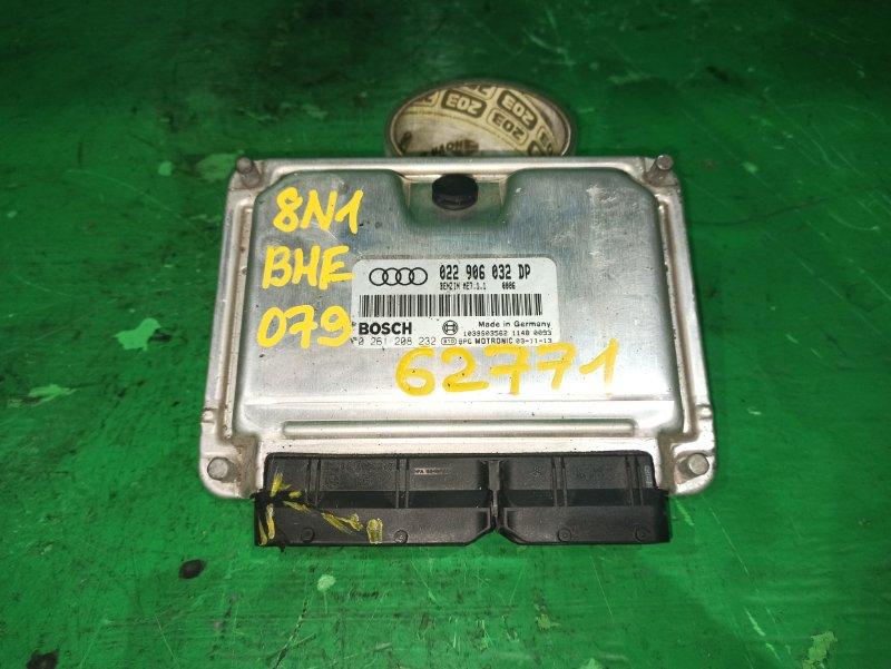 Блок управления efi Audi Tt 8N3 BHE