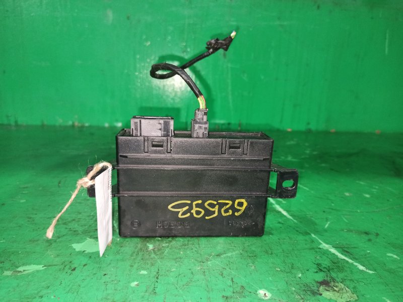 Блок управления парковкой Peugeot 407 6D XFV 9659350680