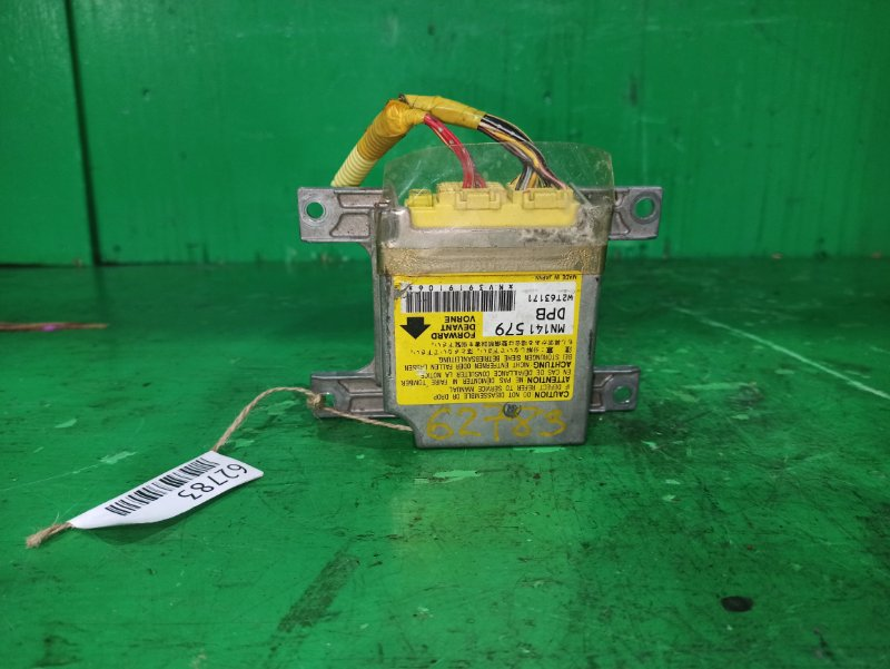 Блок управления airbag Mitsubishi Pajero Io H77W 4G94 GDI MN141579
