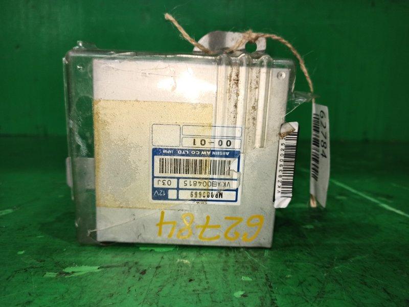 Блок управления автоматом Mitsubishi Pajero Io H77W 4G94 GDI MR983669