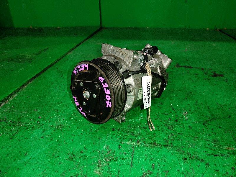 Компрессор кондиционера Nissan Serena HFC26 MR20DD GR92F-1VA0A