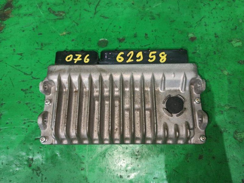 Блок управления efi Toyota Porte NCP141 1NZ-FE 89661-52W11