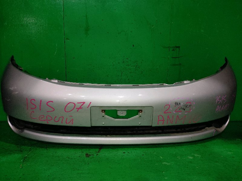 Бампер Toyota Isis ANM10 09.2004 передний
