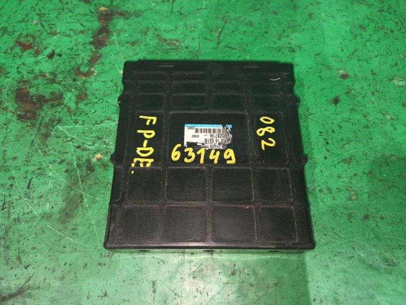 Блок управления efi Mazda Premacy CP8W FP-DE FPH918881B, E6T52871H