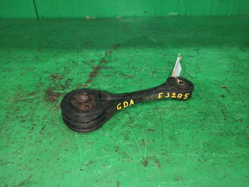 Подушка кпп Subaru Impreza Wrx GDA EJ205 задняя верхняя