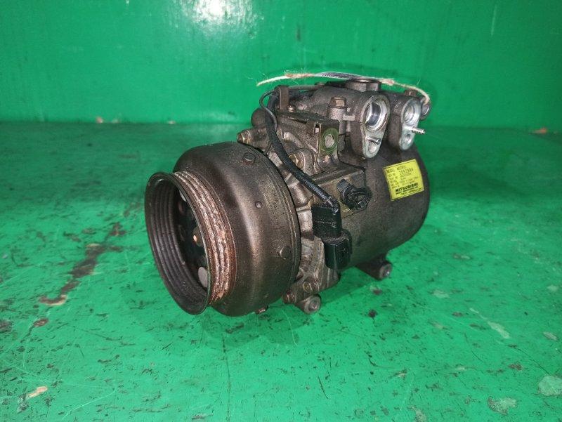 Компрессор кондиционера Mitsubishi Mirage CJ1A 4G13 MSC90C AKC201A203A