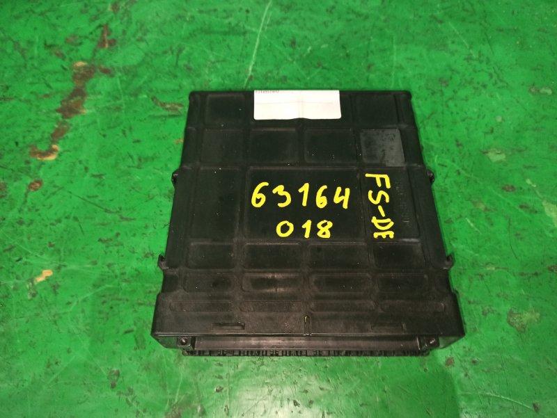 Блок управления efi Mazda Capella GWEW FS-DE FS4F18881C, E2T89574H2