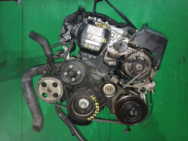 Двигатель Toyota Altezza GXE10 1G-FE BEAMS 6872586