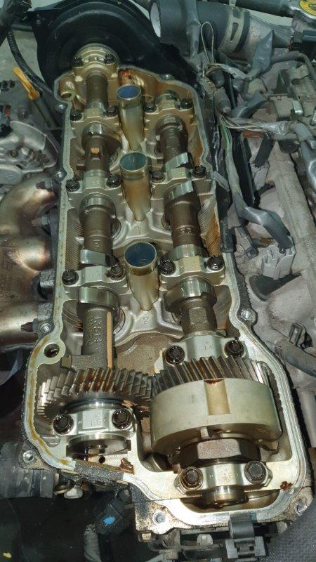 Двигатель Toyota Pronard MCX20 1MZ-FE 5900979
