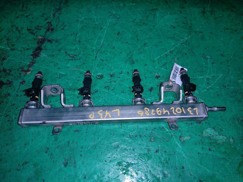 Форсунки бензиновые Mazda Mpv LY3P L3-VE 0280158103