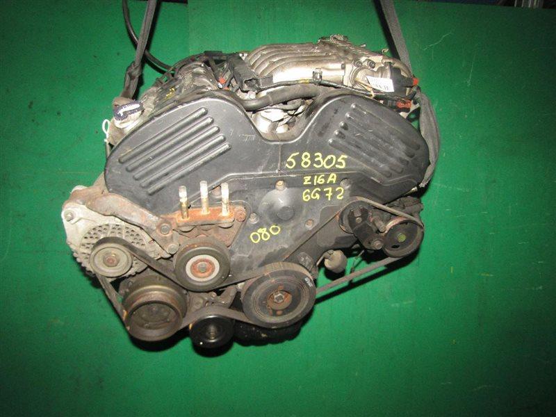 Двигатель Mitsubishi Gto Z16A 6G72 SY7360