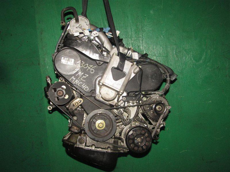 Двигатель Toyota Estima MCR40 1MZ-FE 1417621
