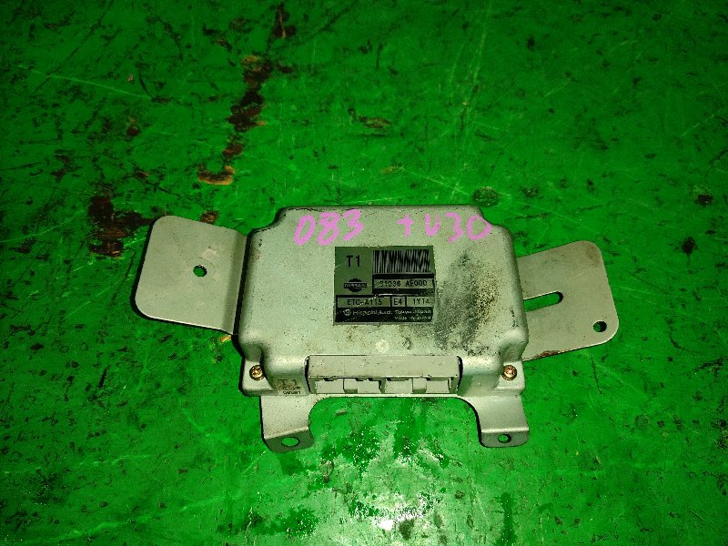 Блок управления автоматом Nissan Presage TU30 QR25DE 31036-AE000