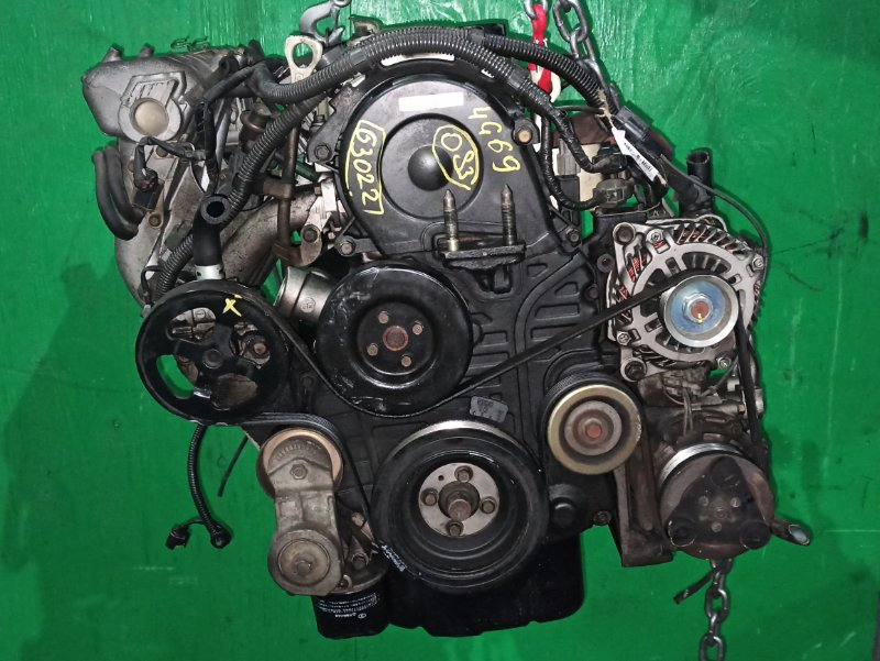 Двигатель Mitsubishi Grandis NA4W 4G69 MIVEC JP6520