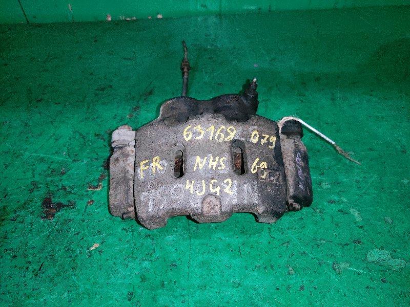 Суппорт Isuzu Elf NKR66 4JG2 передний правый