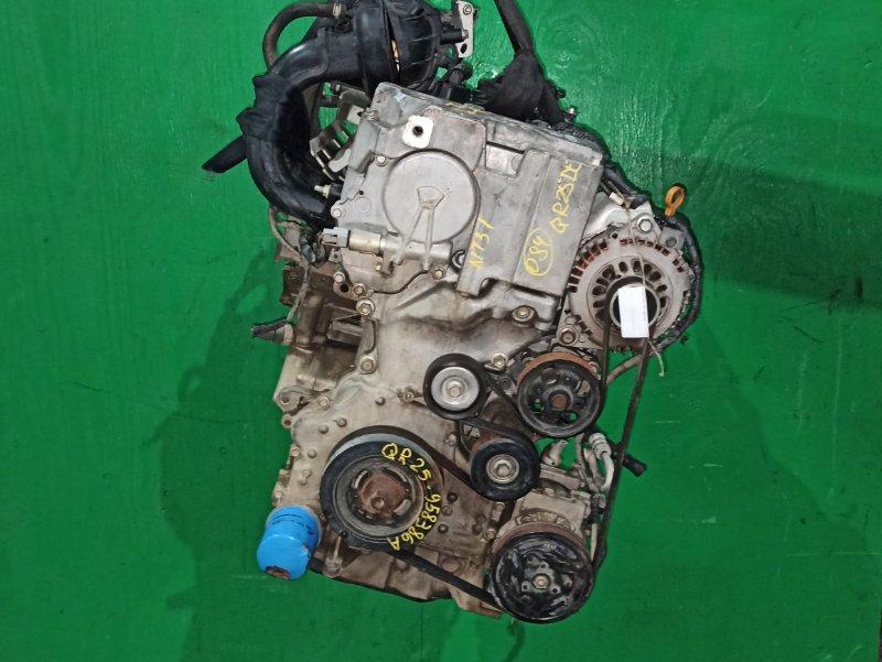 Двигатель Nissan X-Trail TNT31 QR25DE 958386A