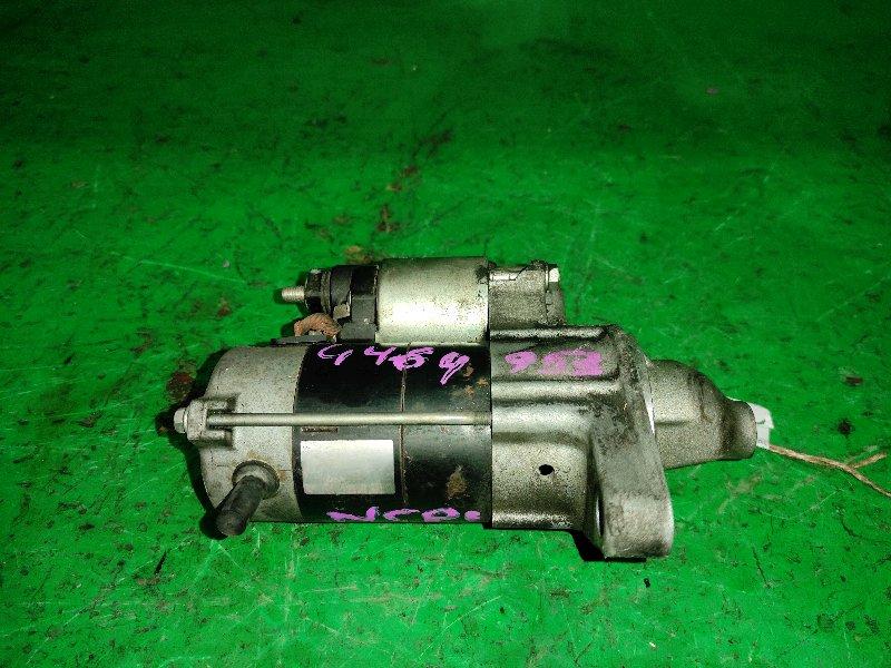 Стартер Toyota Ractis NCP100 1NZ-FE