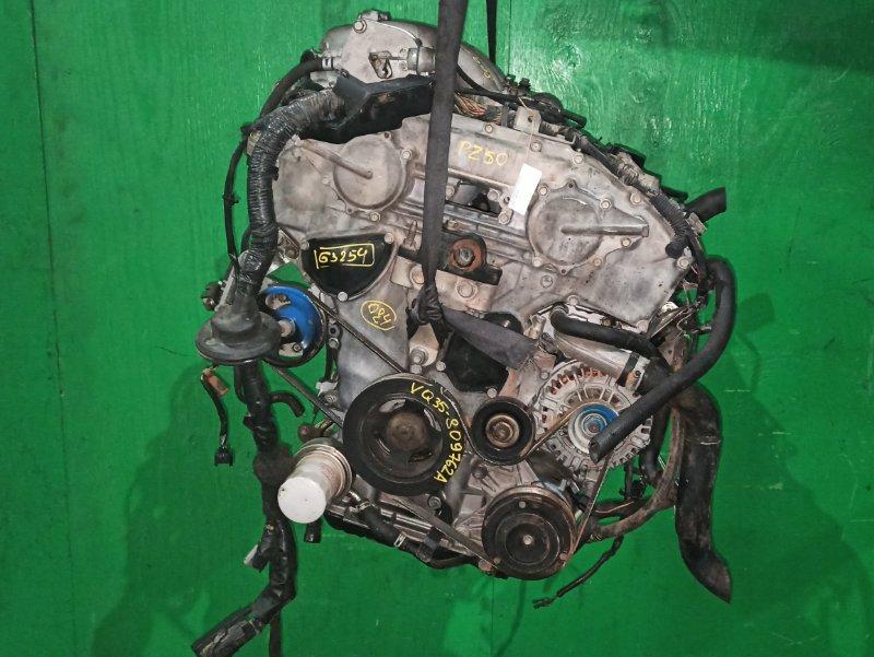 Двигатель Nissan Murano PNZ50 VQ35DE 809763A