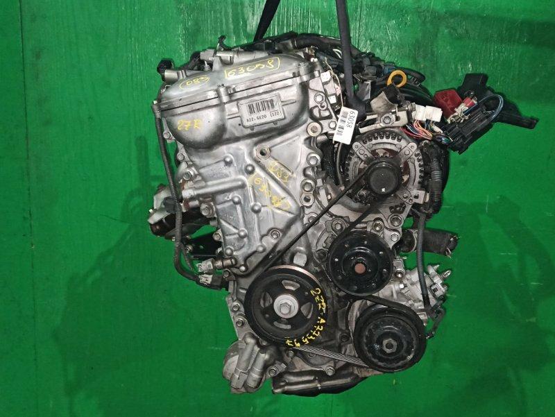 Двигатель Toyota Wish ZGE20 2ZR-FAE A773557