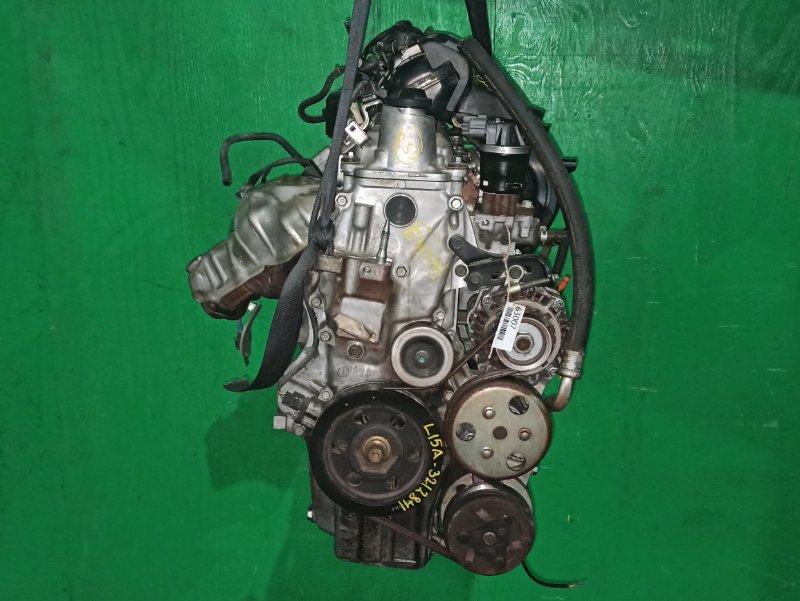 Двигатель Honda Mobilio Spike GK1 L15A 3212841