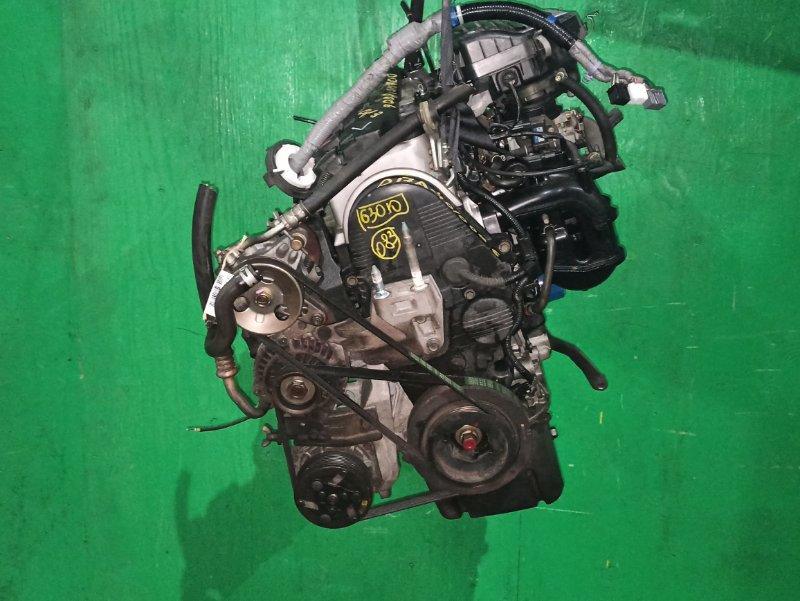 Двигатель Honda Edix BE2 D17A 4010006