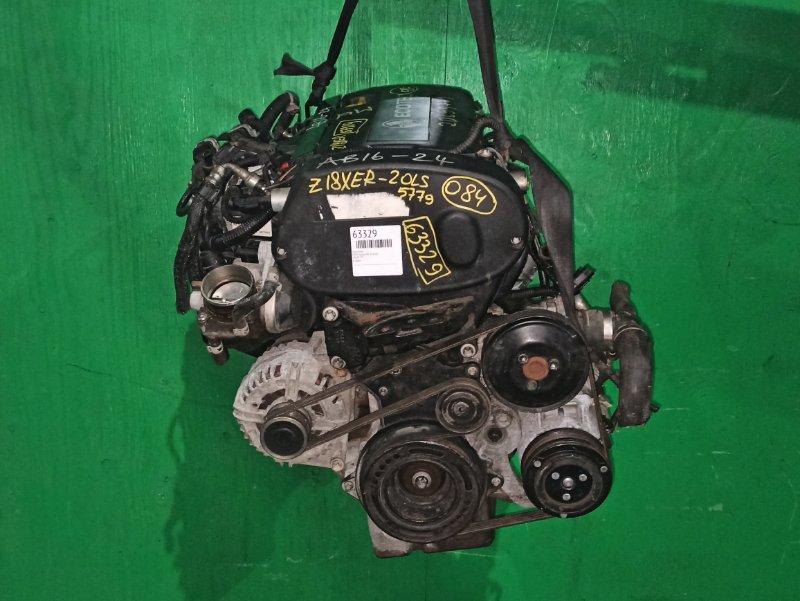 Двигатель Opel Zafira A05 Z18XER 20LS5779