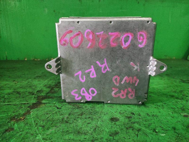 Блок управления efi Honda Elysion RR2 K24A 37820-RKC-J52